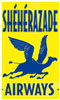 Sheherazade AIRWAYS - Photo jf Daviaud